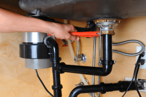 Tightening Garbage Disposal